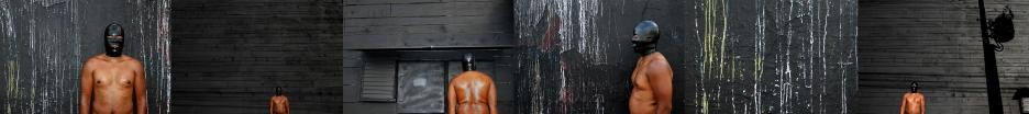 Corpo em Segredo P | 30 x 270 cm | Foto: François Calil | 2011